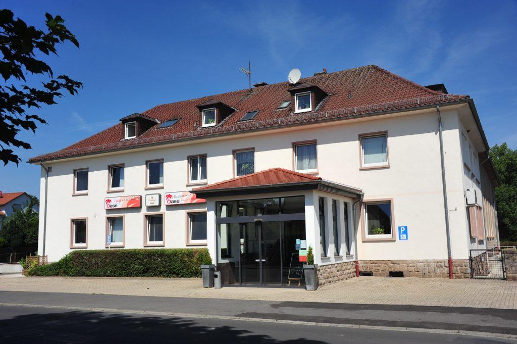 Fritzlar | OASE - Haus an der Eder
